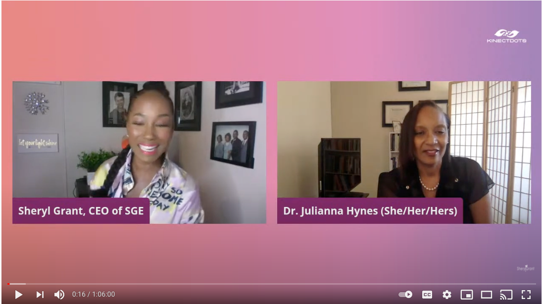 FIT LIVE! Talking Global Leadership Strategies with Executive Leadership Coach Dr. Julianna Hynes
