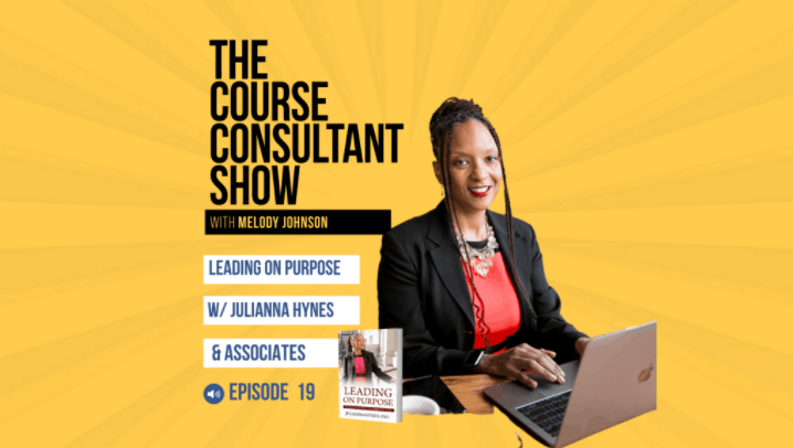 Leading On Purpose with Dr. Julianna Hynes